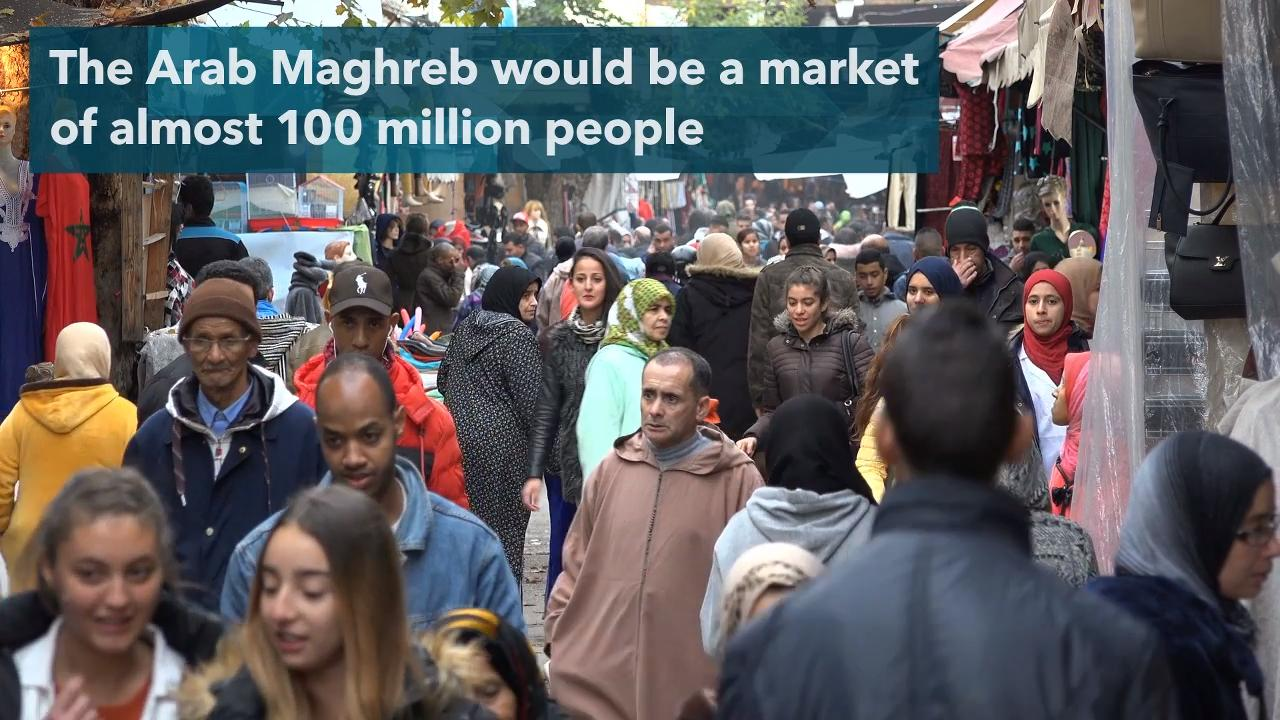 Economic Integration in the Maghreb: An Untapped Source of Growth
