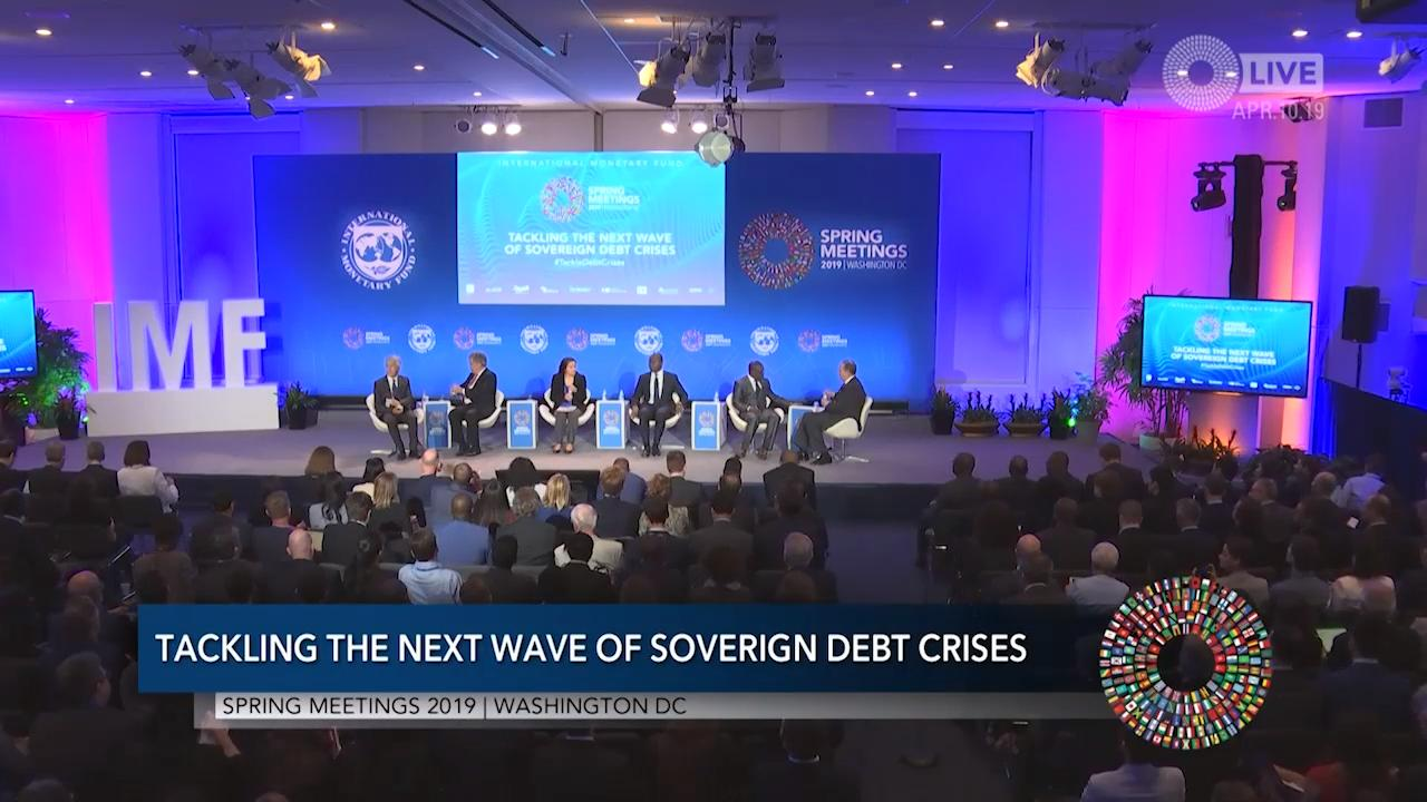 Tackling the Next Wave of Sovereign Debt Crises