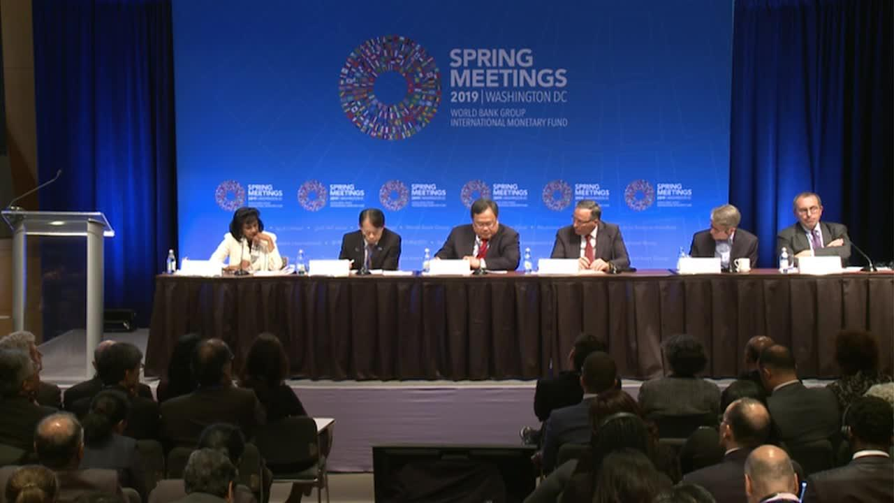 2019 Fiscal Forum SESSION 2: Investing in Infrastructure—Making Public Investment More Efficient