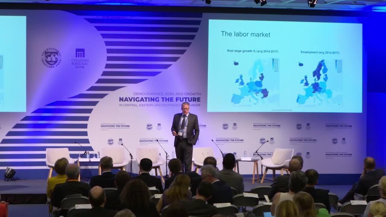 Key Note Address - Navigating the Future in Central, Eastern and Southeastern Europe