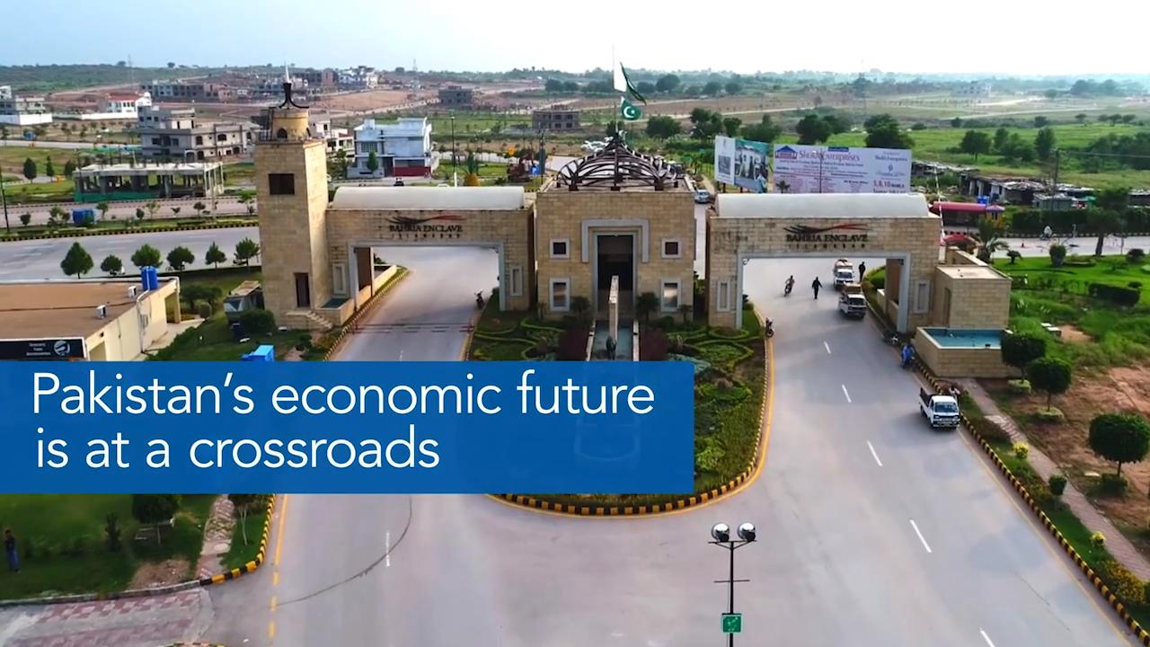 Pakistan's Economic Future is at a Crossroads