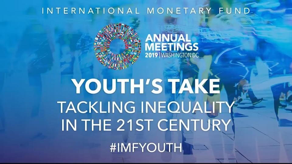 Youth's Take: Tackling Inequality in the 21st Century