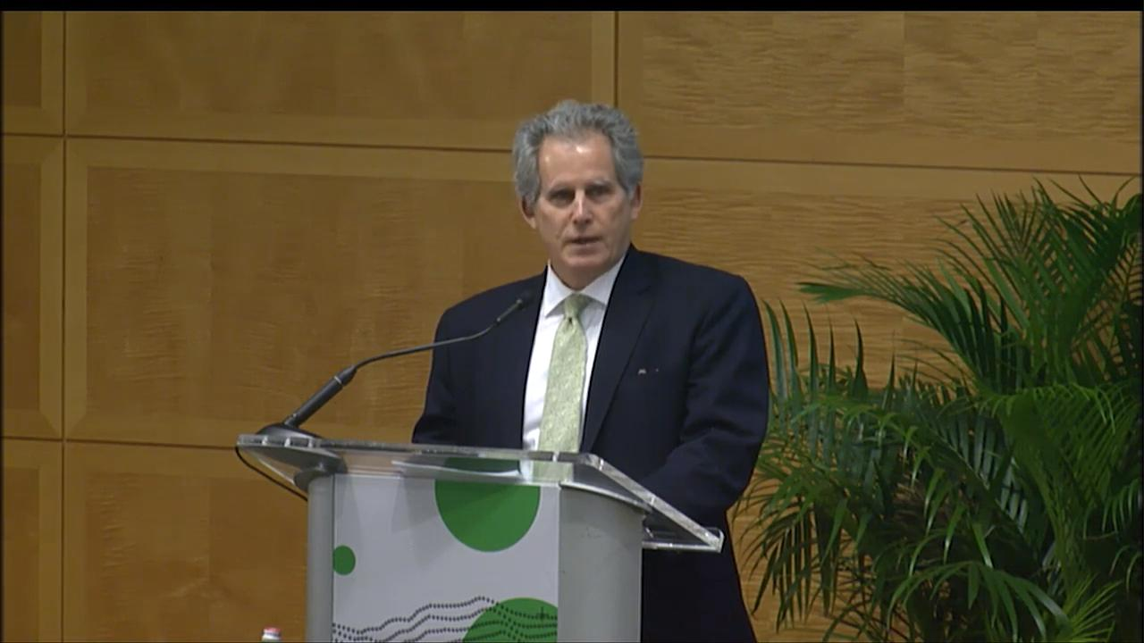 7th IMF Statistical Forum: Opening Remarks by David Lipton