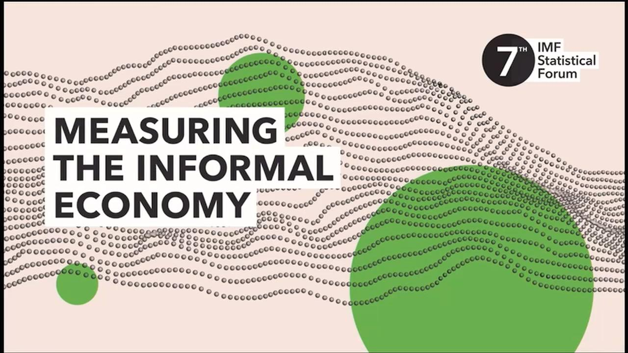 7th IMF Statistical Forum: Session II: Standard Estimation Practices—Determining the Level and Growth of the Informal Economy (Part 1)