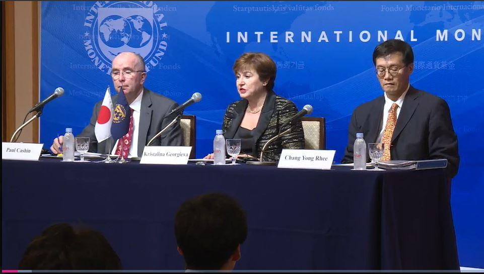 Japan: 2019 Article IV Mission Press Conference