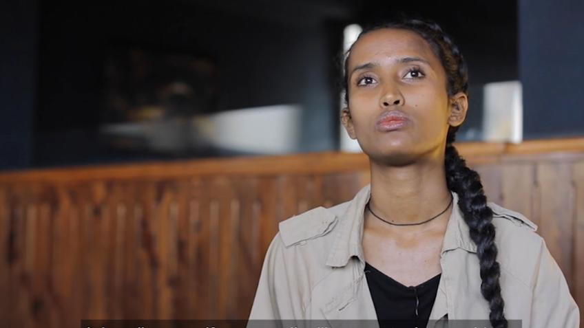 Youth Voice: Rebka Feleke of Ethiopia on her Future – IMF F&D