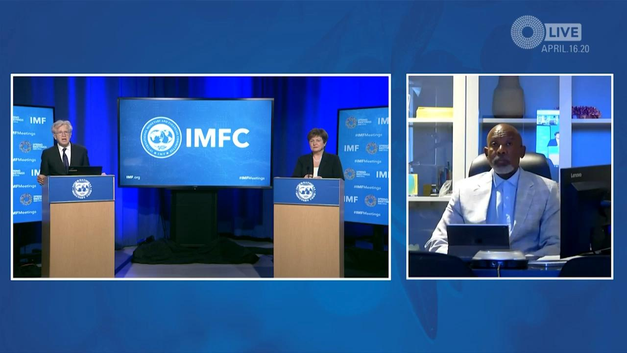 French - IMFC Press Conference
