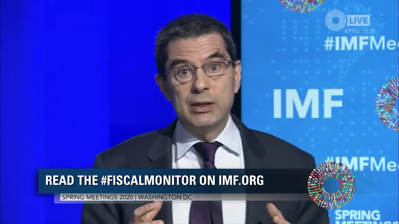 French - Press Briefing: Fiscal Monitor (FM)
