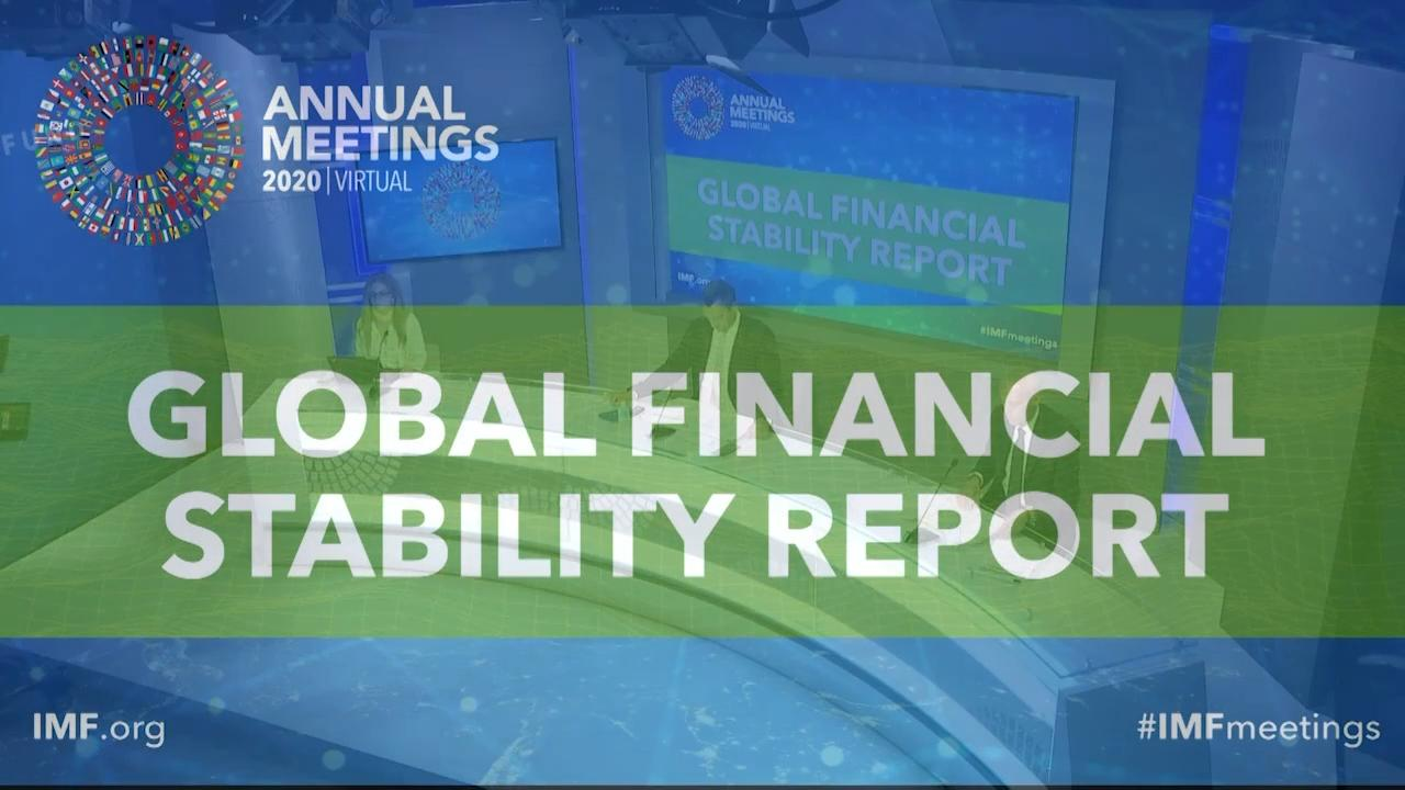 French - Press Briefing: Global Financial Stability Report October 2020