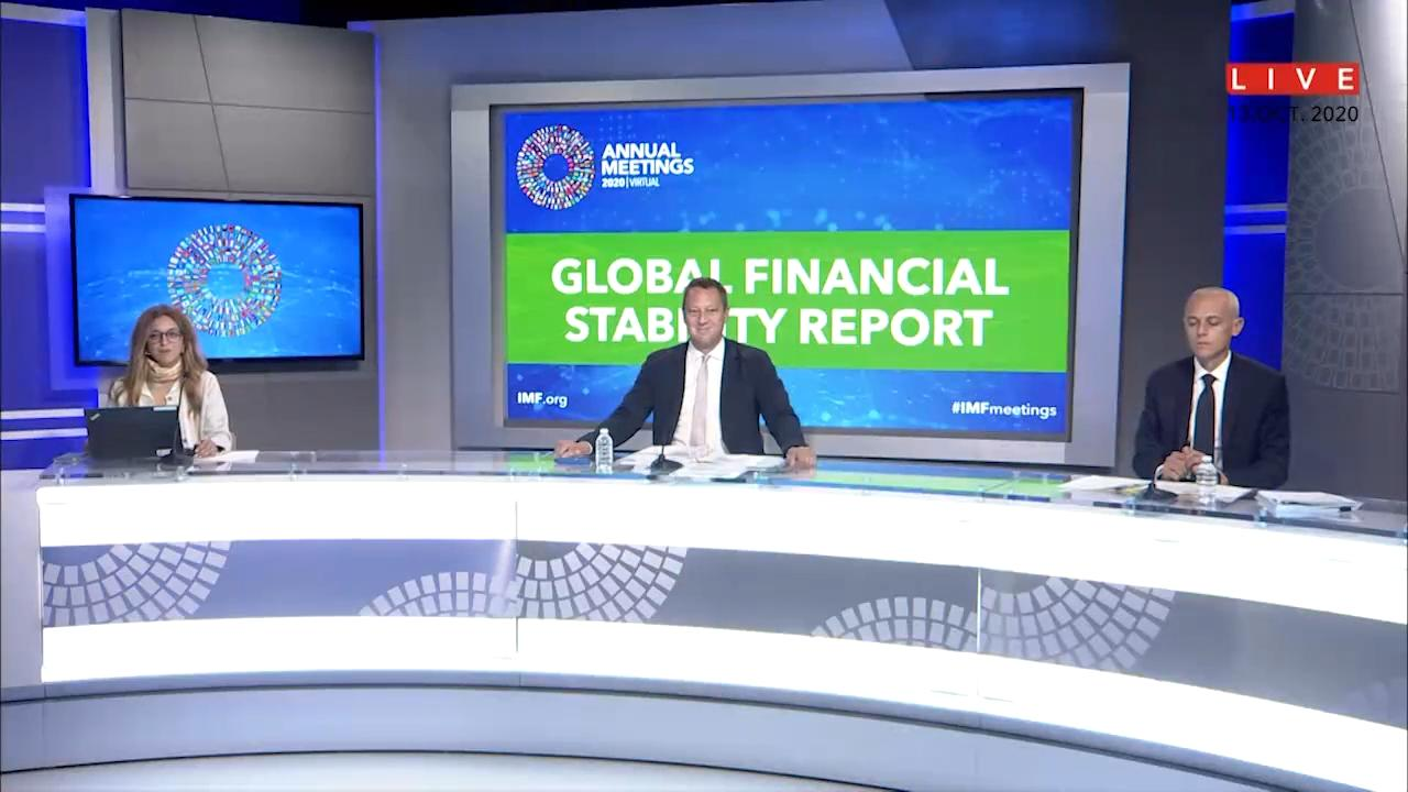 Spanish - Press Briefing: Global Financial Stability Report October 2020