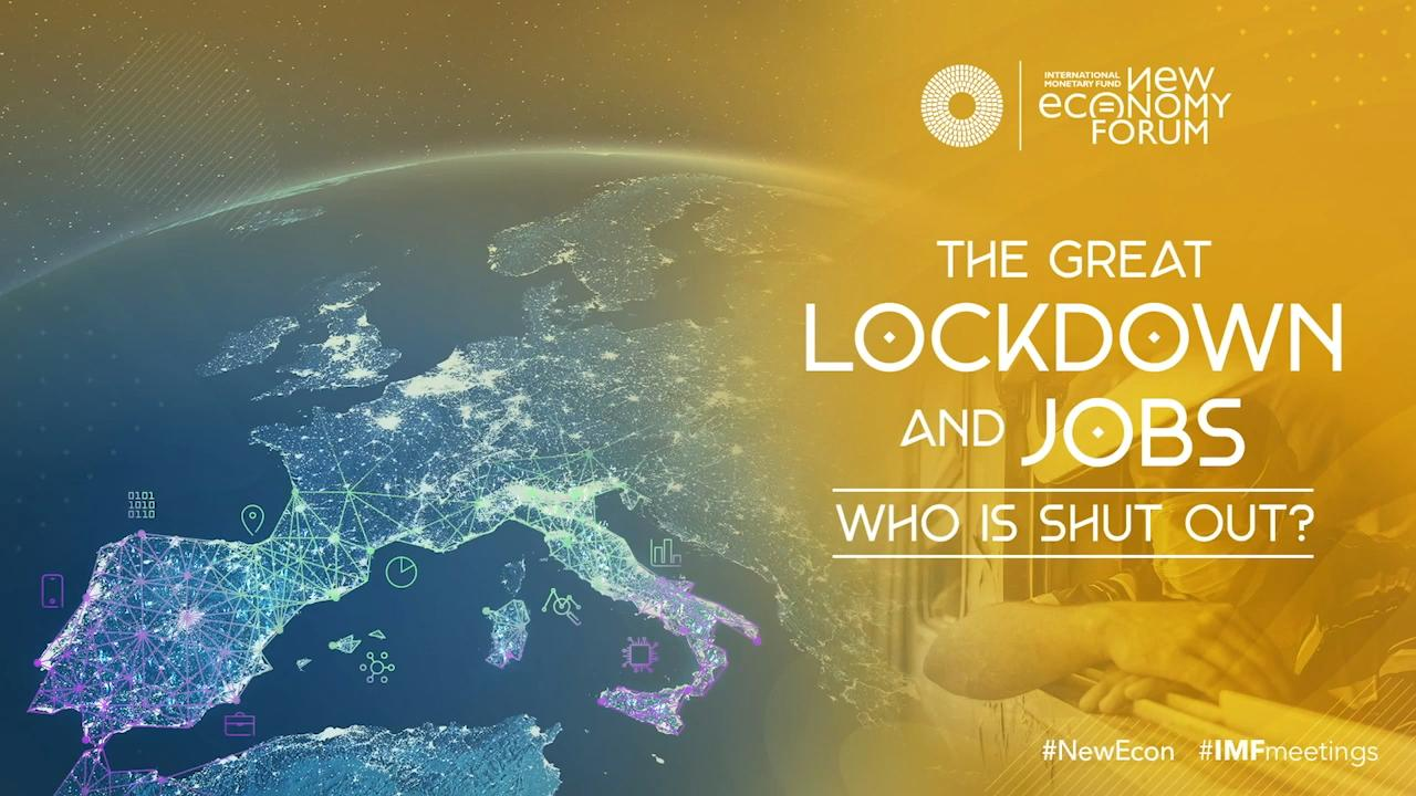 New Economy Forum: The Great Lockdown and Jobs: Who is Shut Out?