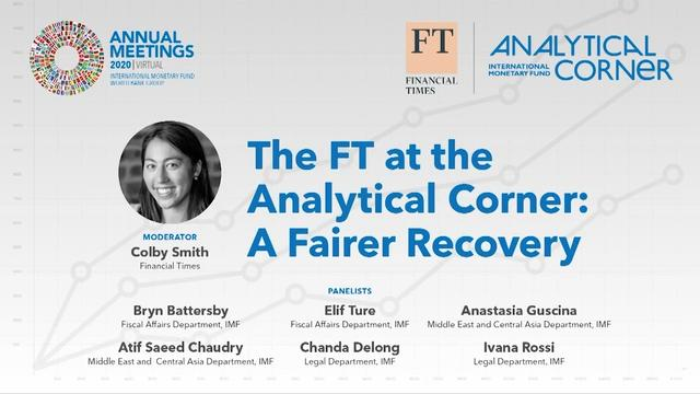 The FT at the Analytical Corner: A Fairer Recovery