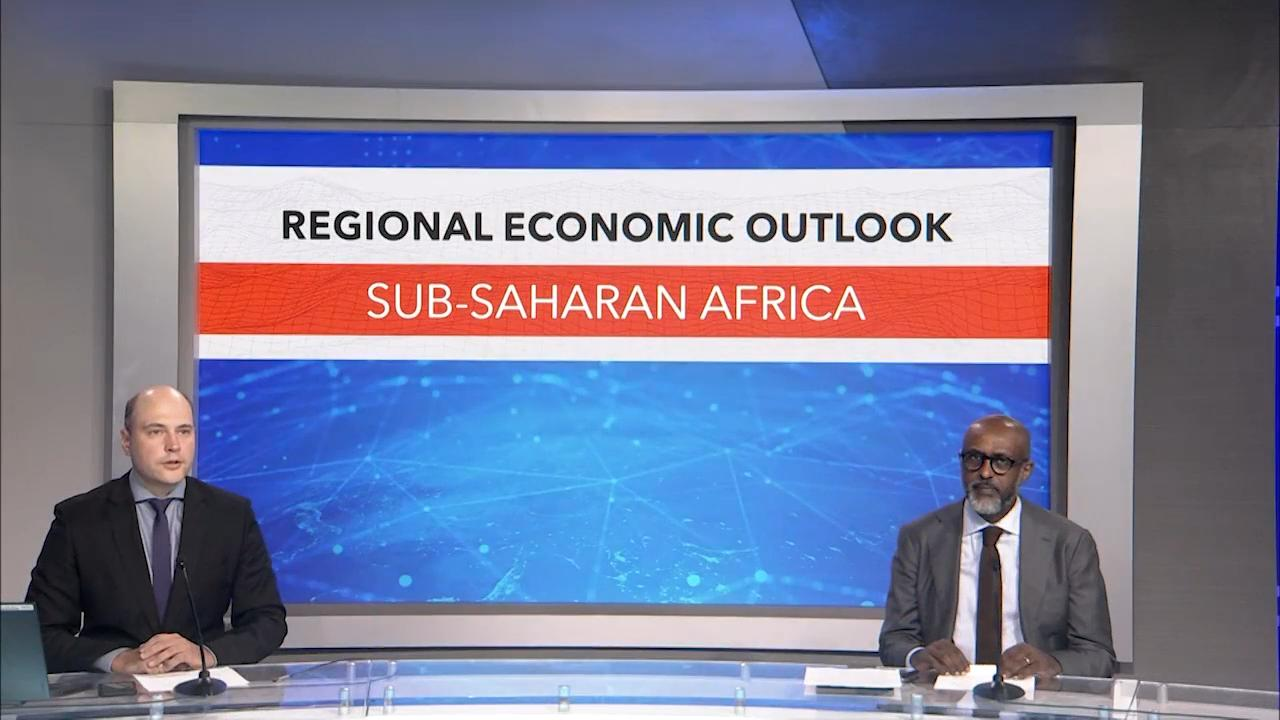 Portuguese - Press Briefing: Regional Economic Outlook: Sub-Saharan Africa, October 2020