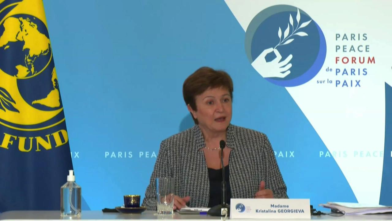 Paris Peace Forum 2020 - Official Ceremony