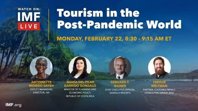 Tourism in the Post-Pandemic World