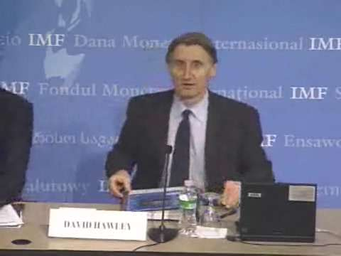 Press Briefing on the Review of the Adequacy of IMF Financial Resources, followed by EXR's Biweekly