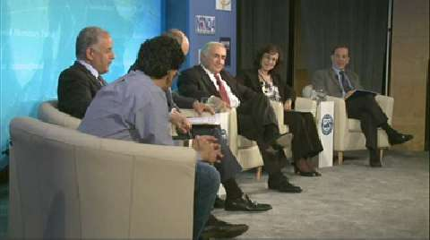 Roundtable: Youth, Jobs, and Inclusive Growth in the Middle East and North Africa (Arabic)