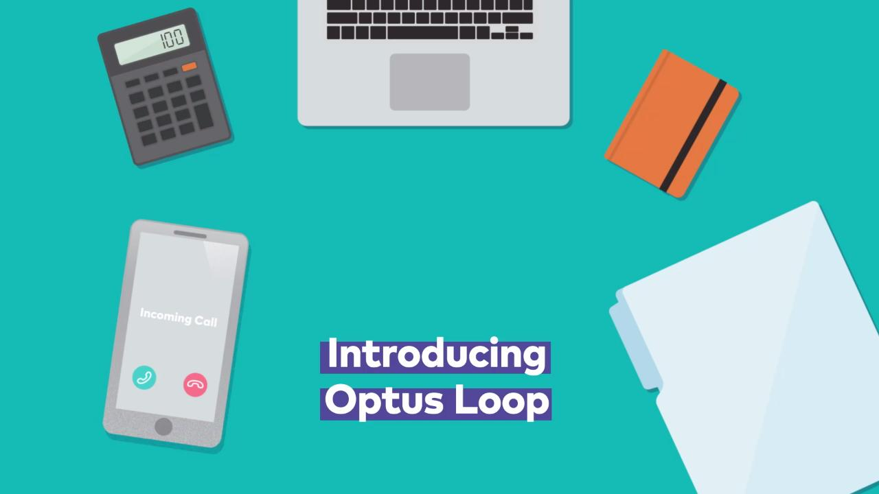 Optus Loop – VoIP phone solution