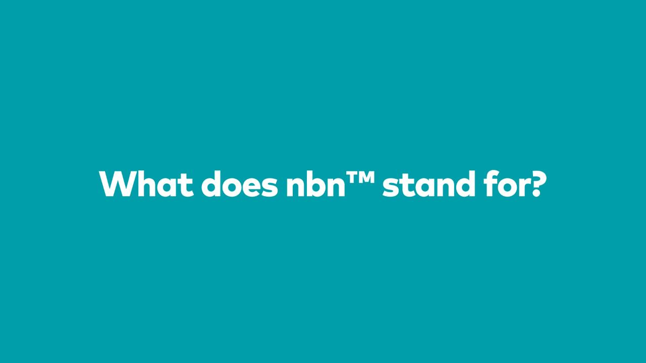 Nbn Network Through Optus Wiring Your House For