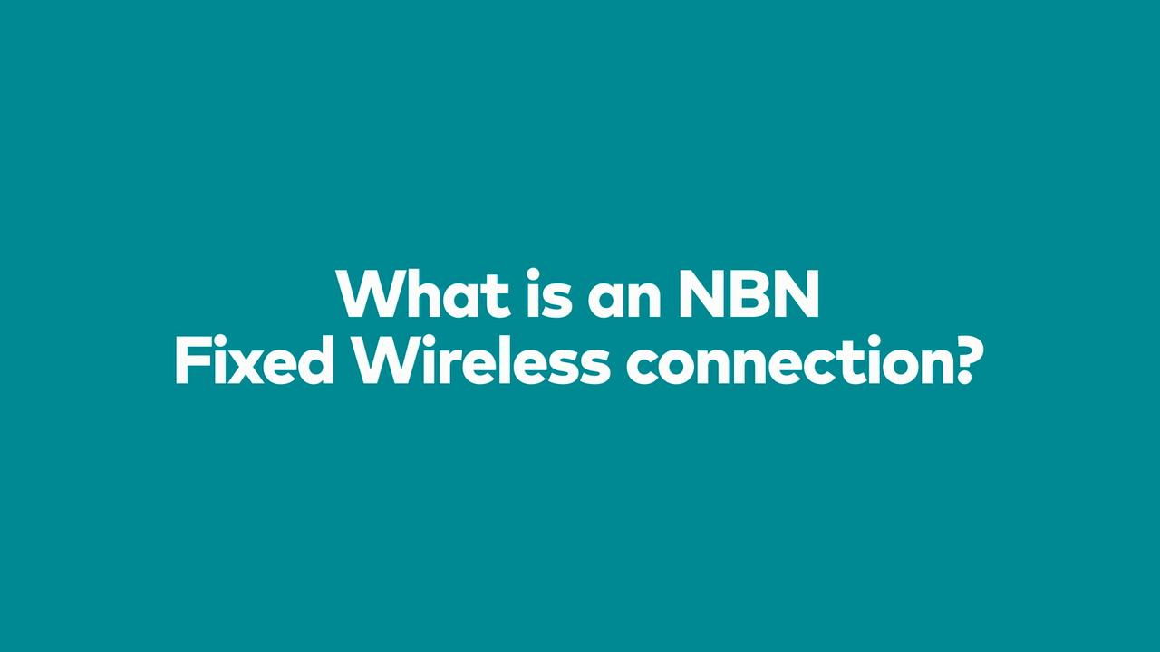 Types Of Nbnsuptm Sup Coverage Nbn Home Wiring Diagram