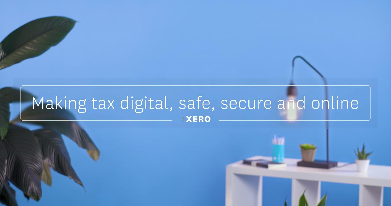 Making Tax Digital Safe Secure And Online