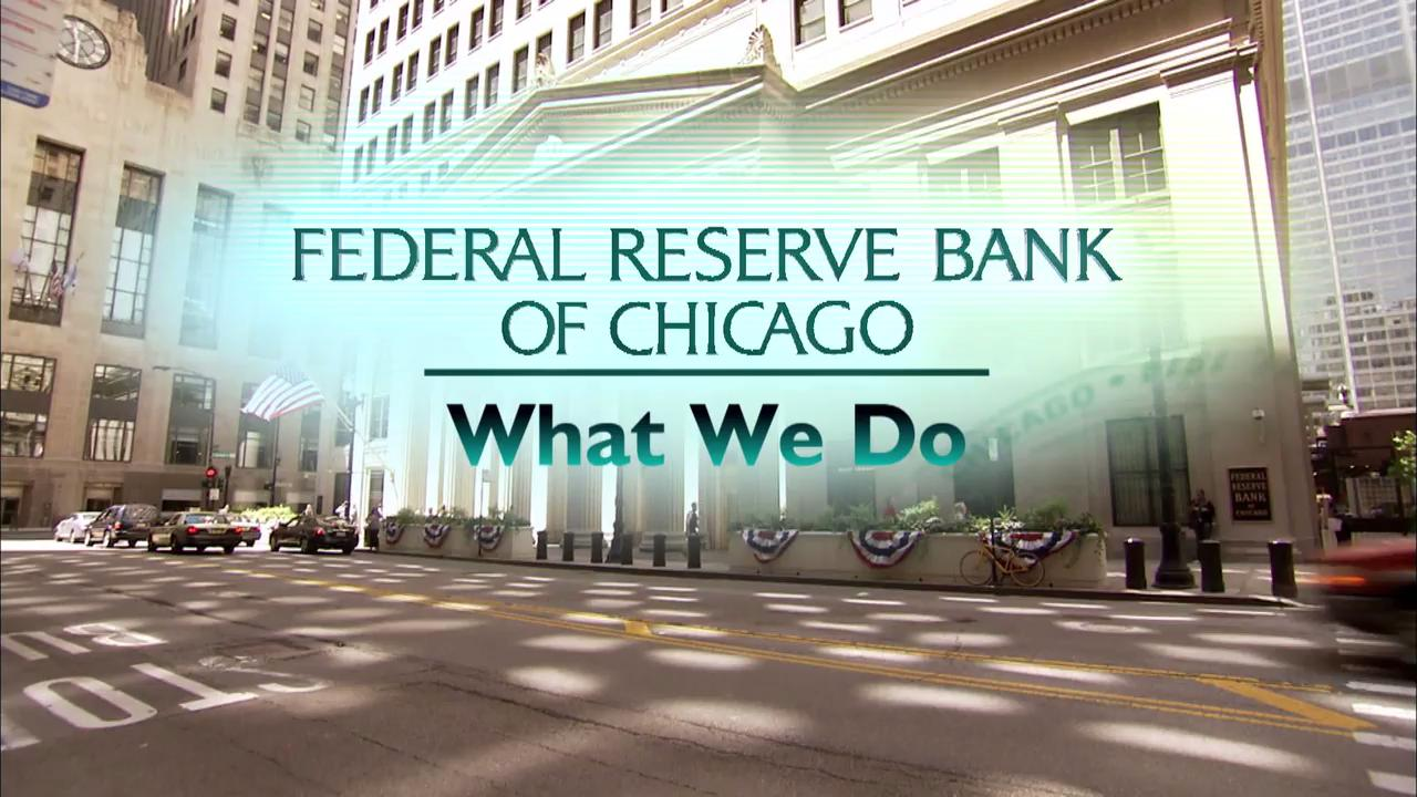 About Us - Federal Reserve Bank of Chicago