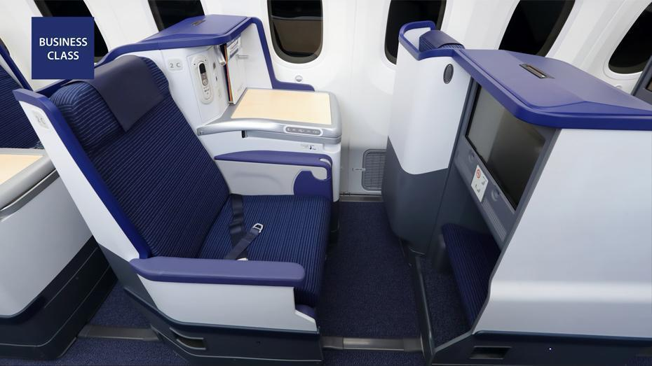 Image result for ana business class