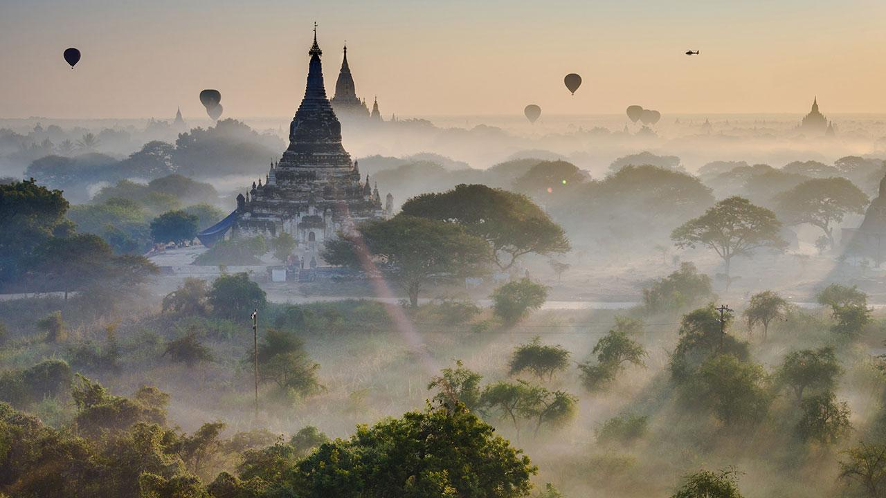 Myanmar (Burma) travel - Lonely Planet
