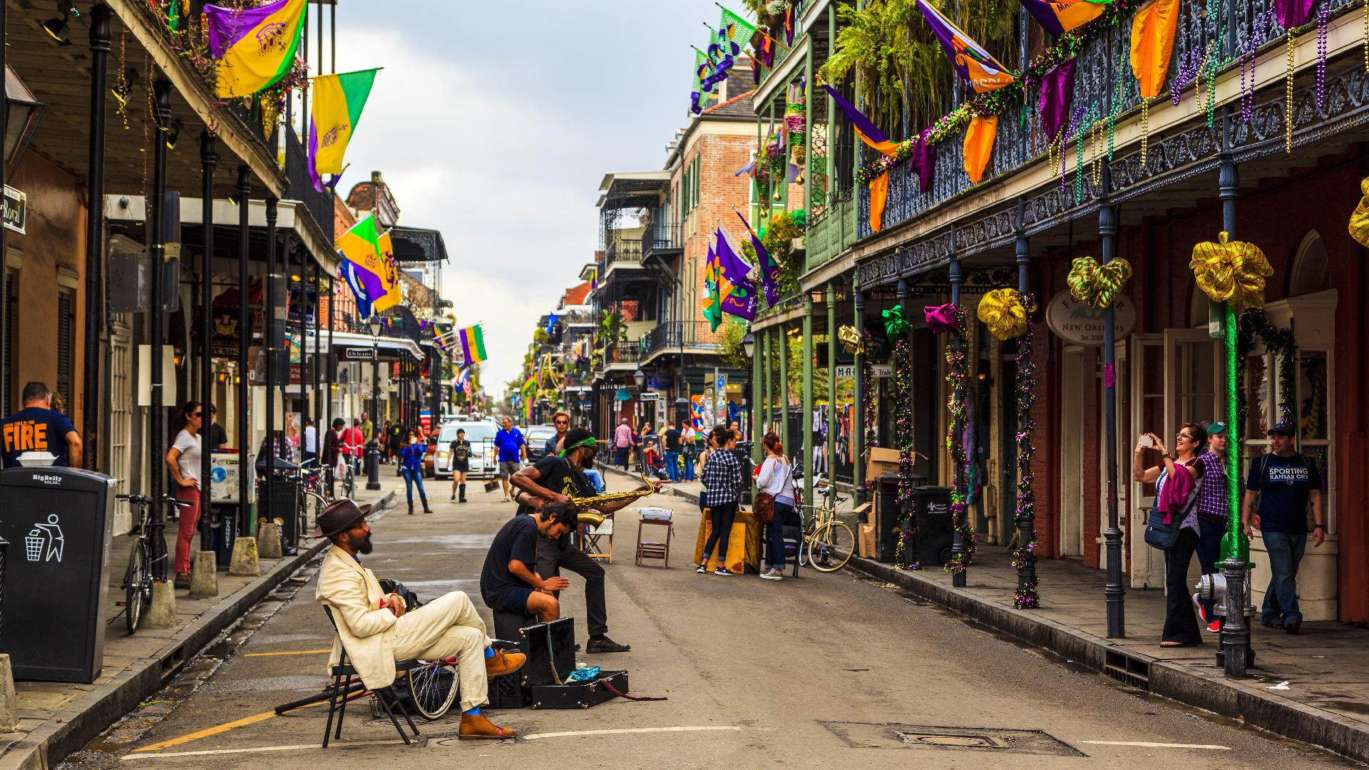 lonely planet new orleans travel guide