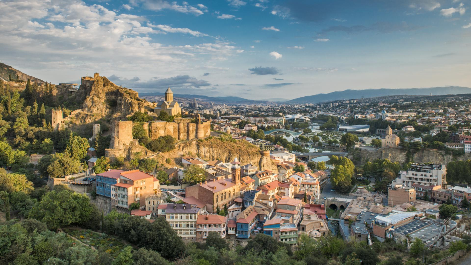 48 hours in Tbilisi: a tour of old and new - Lonely Planet