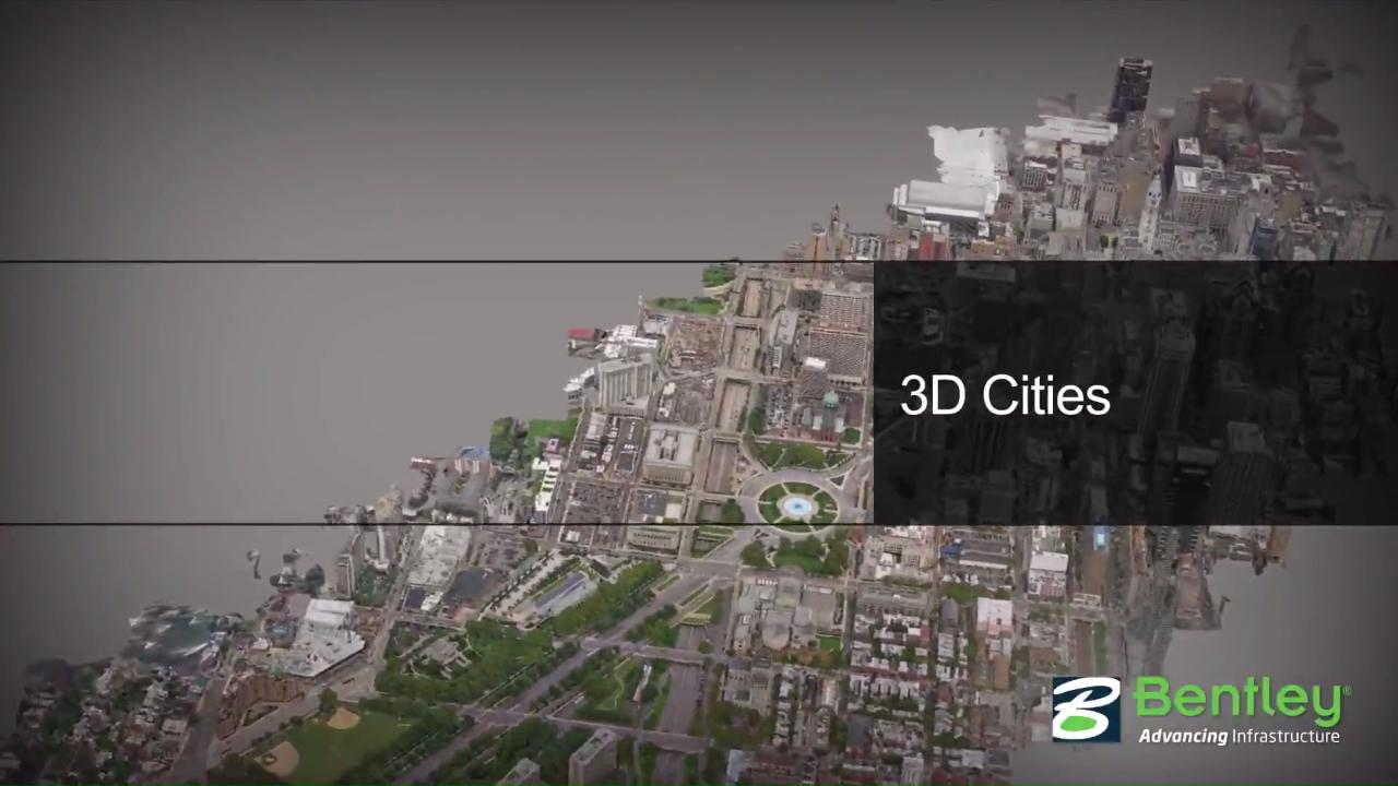 3D City Modeling Software Solutions
