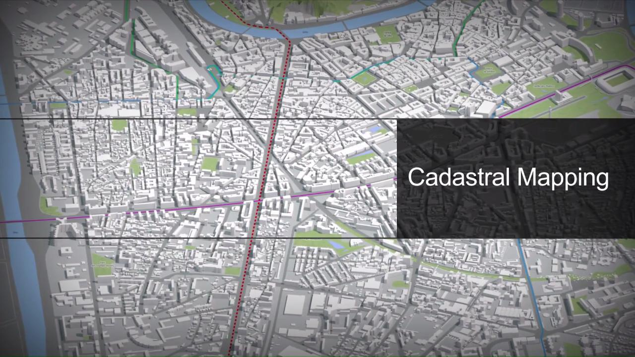 Cadastral Mapping Software Solution