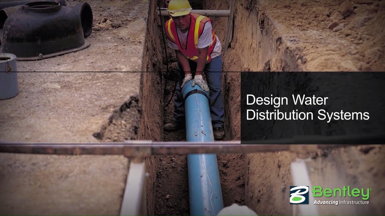 Water Distribution Analysis and Design Software - OpenFlows