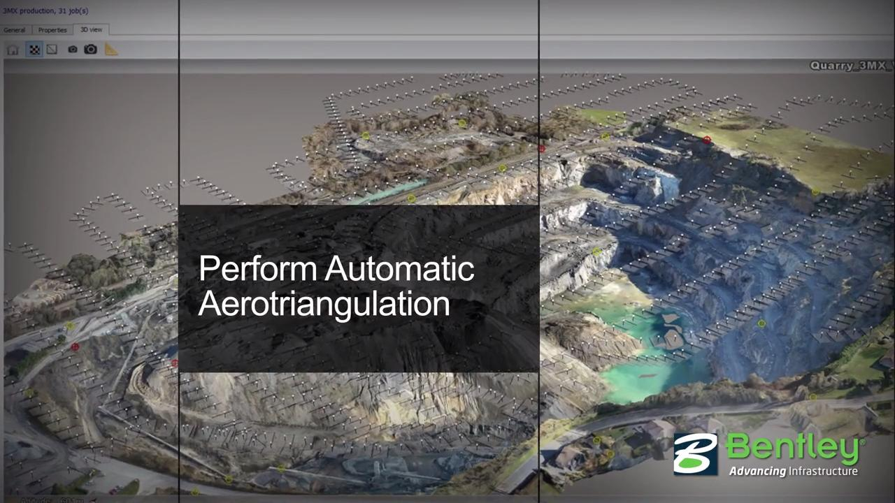 ContextCapture Cloud Processing Service - 3D Reality Modeling Software