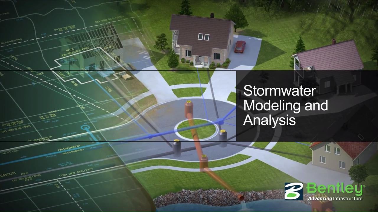 Stormwater Modeling, Design, and Analysis Software Solutions