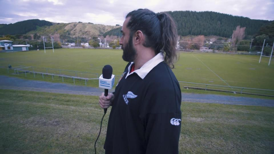 Paraparaumu RFC | Sam Smith Reports | 2017 Lions Tour of NZ