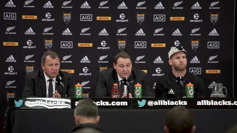 Hansen and Gatland say drawn series is like 'kissing your sister'