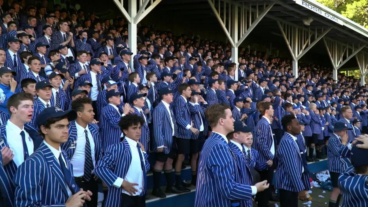 The Season | Series 1 | Episode 3 | St Joseph's Nudgee College