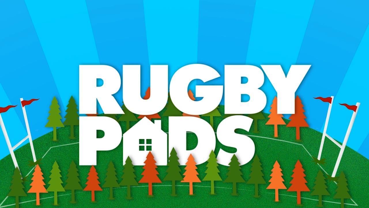 RugbyPads | Episode 1 | Freddie Burns