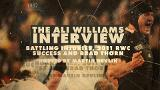 Ali Williams Part II: Battling Injuries, 2011 RWC Success, Brad Thorn and regrets