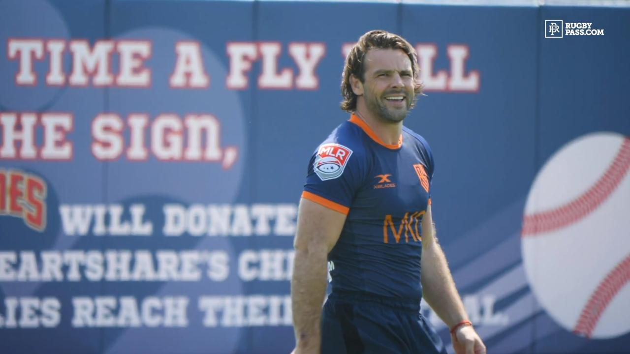 Stateside with Ben Foden