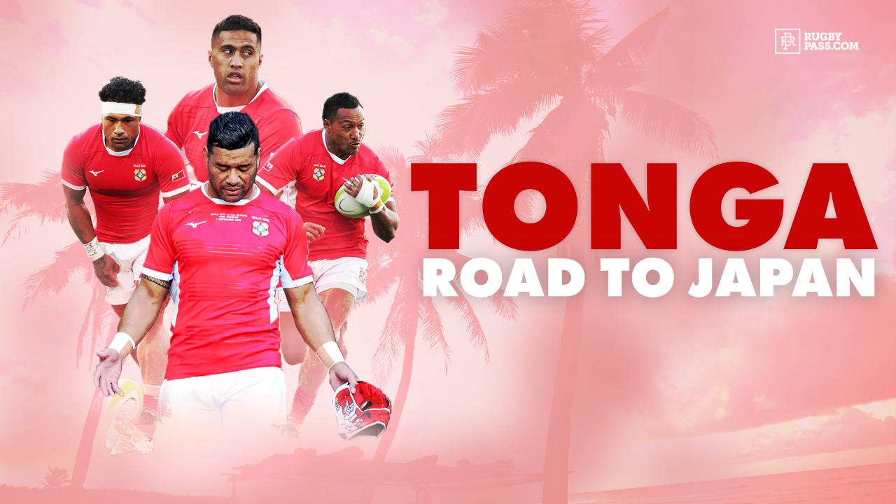RugbyPass Insiders | Tonga | Road to Japan
