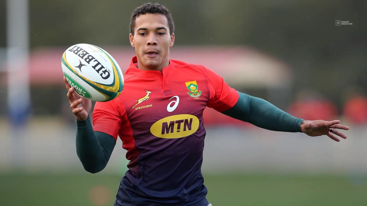 Huge loss for Springboks with Cheslin Kolbe unavailable for semi-final