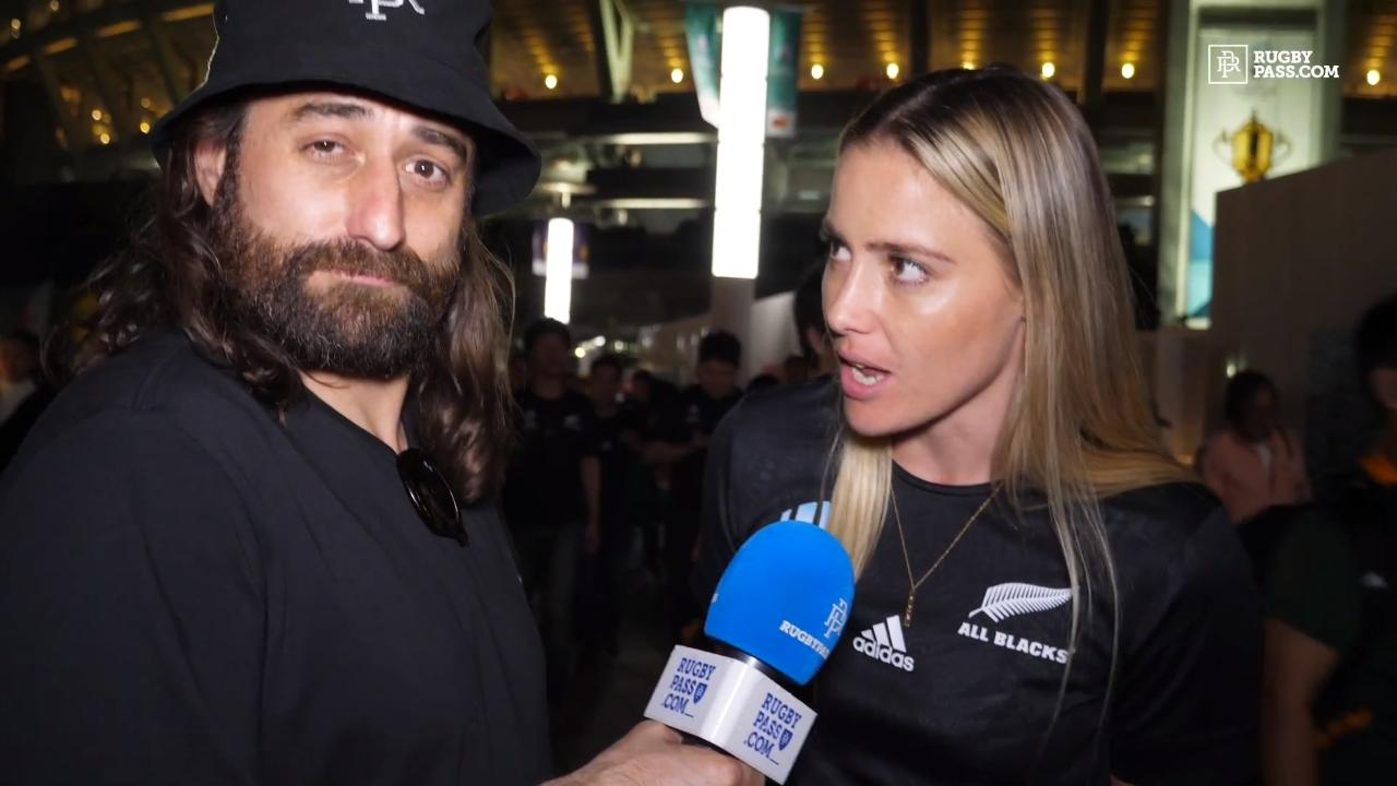 England vs New Zealand Wild Post-Match Fan Reactions | Sam Smith Reports | Rugby World Cup 2019