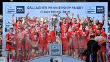 Saracens facing potential 35 points reduction