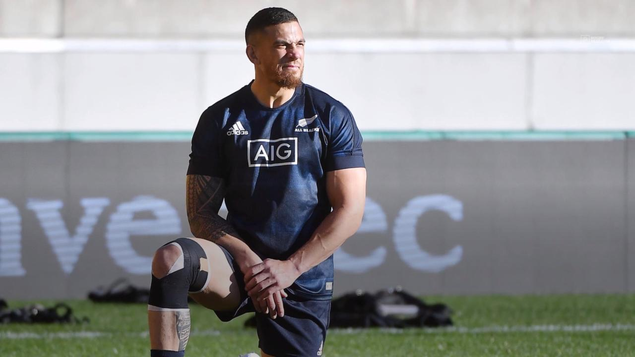 Sonny Bill Williams joins Wolfpack