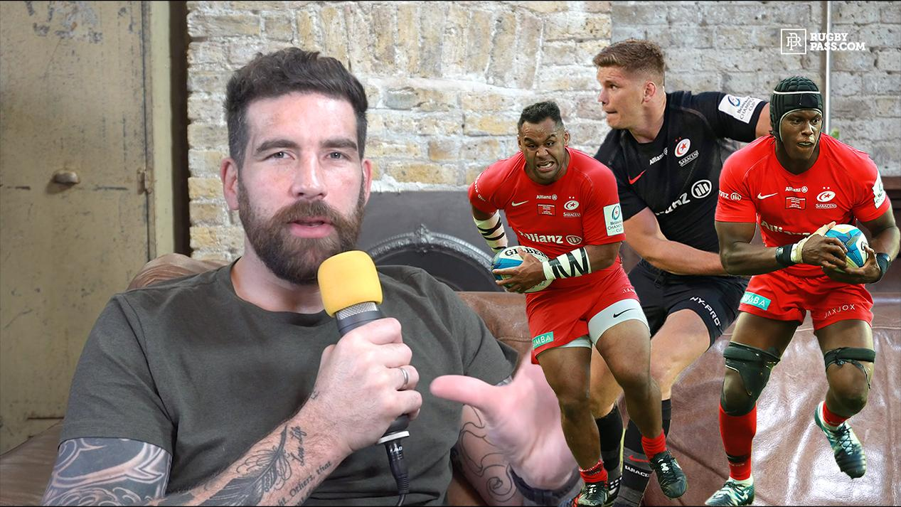 Saracens Salary Cap Scandal | DMWJ | Big Jim Dives In