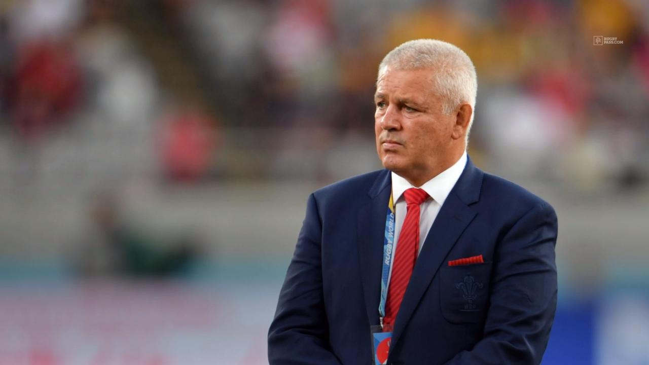 Warren Gatland's reason behind saying no