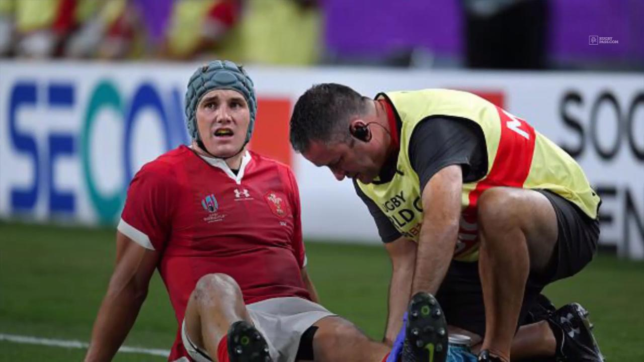 Wales' Davies decision under scrutiny