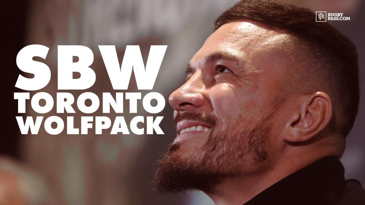 Sonny Bill Williams unveiled by Toronto Wolfpack